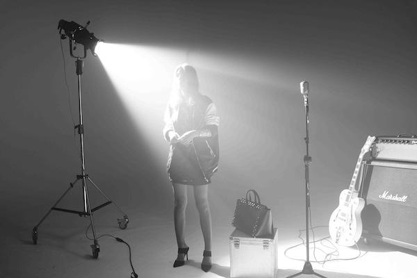 J&Cjackyceline_Katy Bag Rock'n'Roll_backstage 4