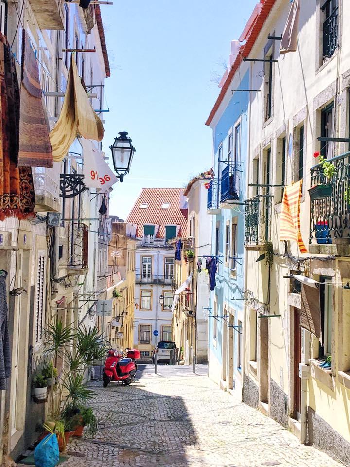 Lisbona decadenza e mistero chiara dal ben for Dove soggiornare a lisbona